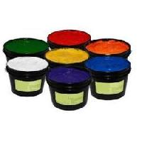 Plastisol Ink for screen printing machine
