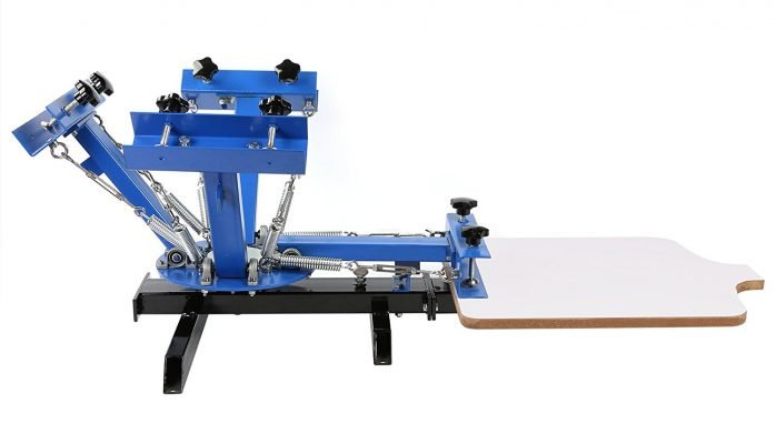 BestEquip Screen Printing Machine