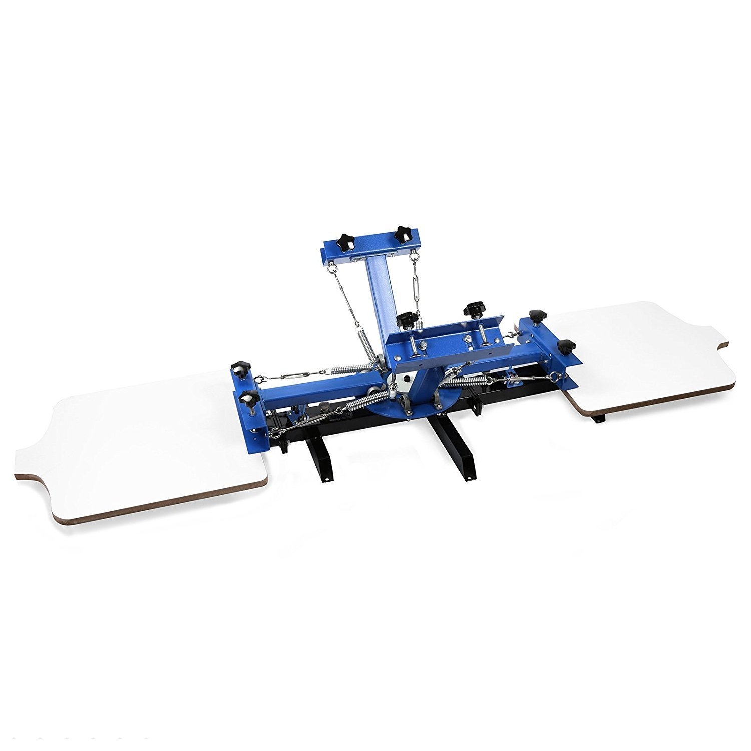 4ccf1c56 Superland Silk Screen Printing Machine 4 Color Screen Press Printer DIY T-Shirt  Printing Equipment