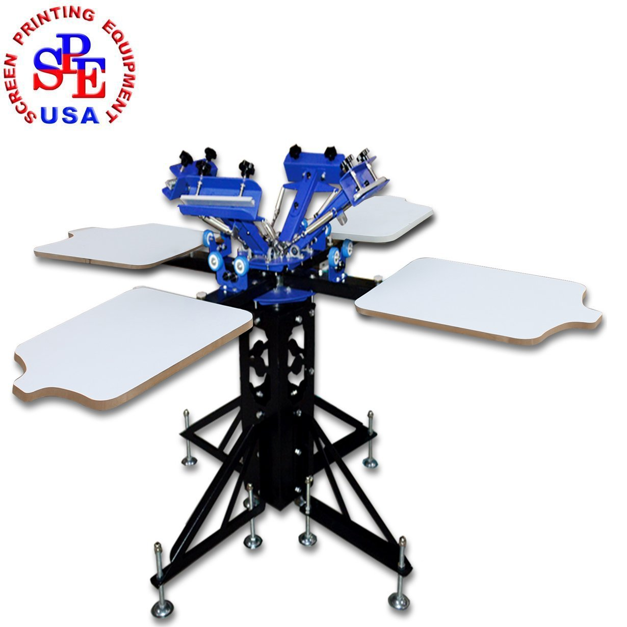 c5b5ee53 Discover the Best Manual Screen Printing Press Lineup - Best Screen ...
