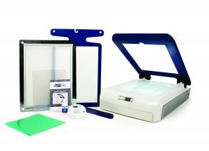 yudu screen printing machine personal screen printer