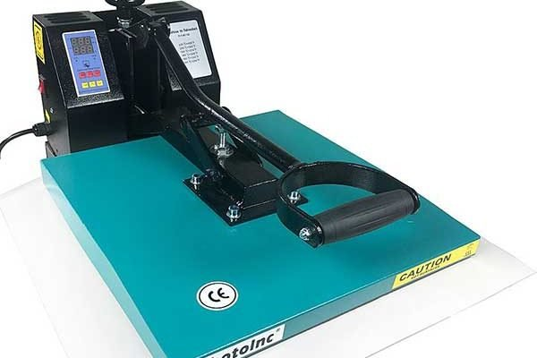 digital t-shirt printing machine heat press machine clamshell heat press