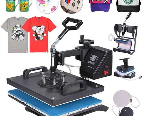 Mophorn Heat Press machine digital t-shirt printing machine