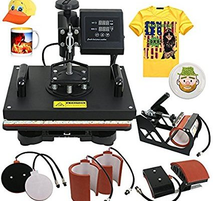 best sublimation printer for t shirts heat transfer press