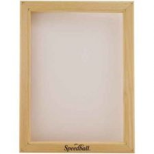 Speedball 4712 10-Inch-by-14-Inch Screen Printing Frame