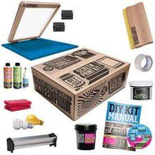 best screen printing kit for beginners