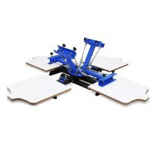 best screen printing machine for t shirts