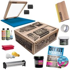 10 best screen printing kits [2020] | Best Screen Printing Kits for Beginners
