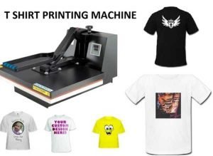 7 Best T-Shirt Printing Machines of 2019 [Review & Buying Guides]