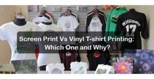 screen printing vs vinyl