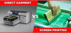 Screen Printing vs Dtg | Comparison, Cost & Pros, Cons | What's best?