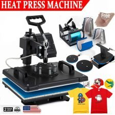 Best Heat Press Machines Review & Buying Guides