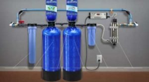 Whole House Water filter Machine for Screen printing Office