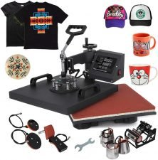The Best Mophorn Heat Press Machine and Buying Guide of 2020