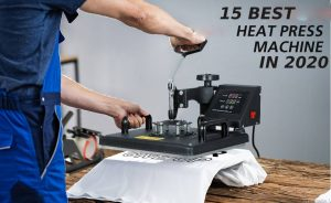 15 Best Heat Press Machines to Buy in 2020