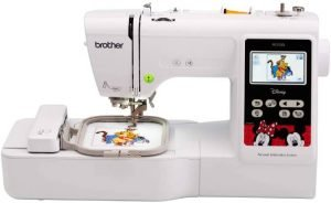 Brother PE550D Embroidery Machine -best embroidery machine for beginners