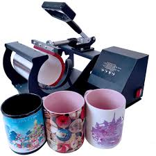 Heat Transfer Sublimation Cup Heat Press Machine