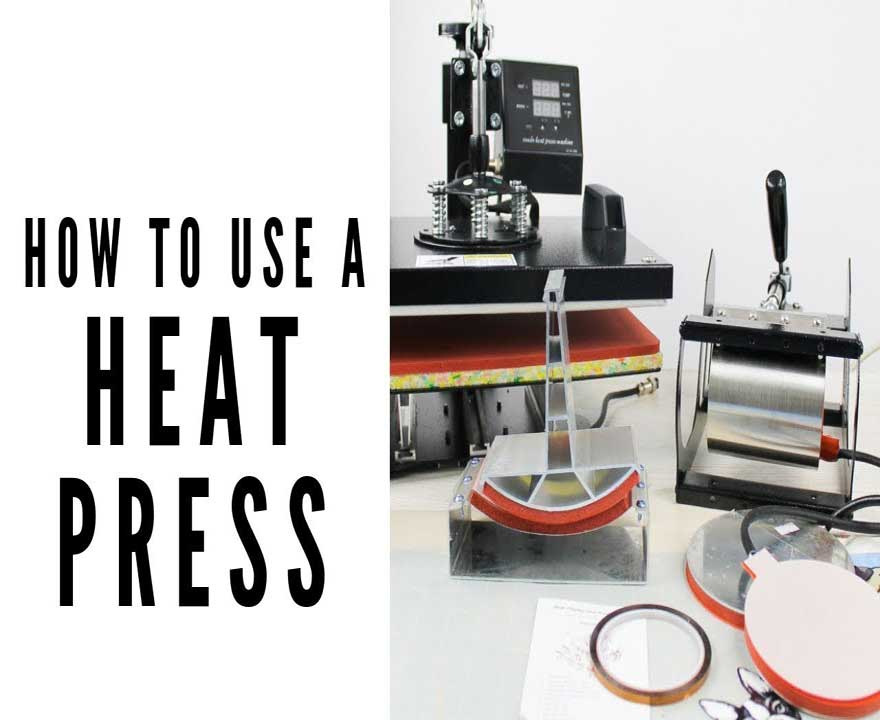 How to use a Heat Press Machinehow does it work Benefits & FAQS