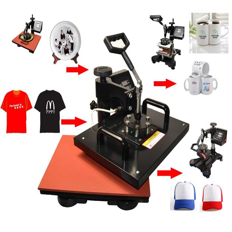 The benefits of using a Heat Press Machine