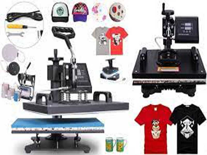 Best Heat Press Machine for T-shirts and Sweatshirts