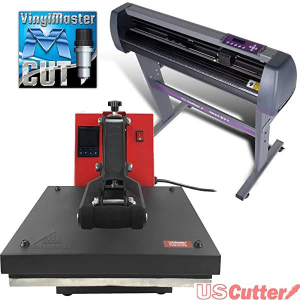 Best vinyl printer cutter combo for 2021| vinyl printer cutter reviews