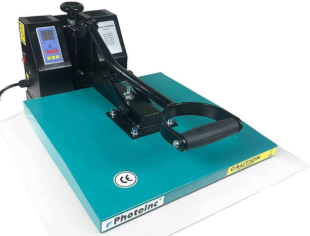 ePhoto t-shirt printing press New Digital Heat Transfer Press